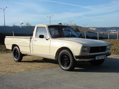 Peugeot 504 Pick Up Blog De Bigwheelschopper