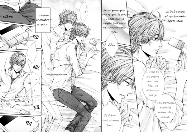 [One-shot ; Dôjinshi] Chooser Lover - Open 24 Hours a Day [2/3]
