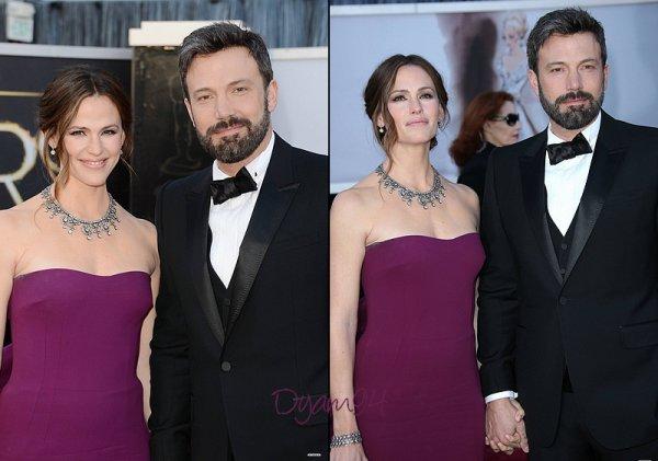 24 février 2013... 85e cérémonie des Oscars
