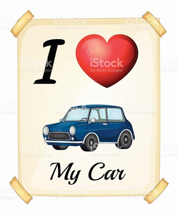 enfin la voiture