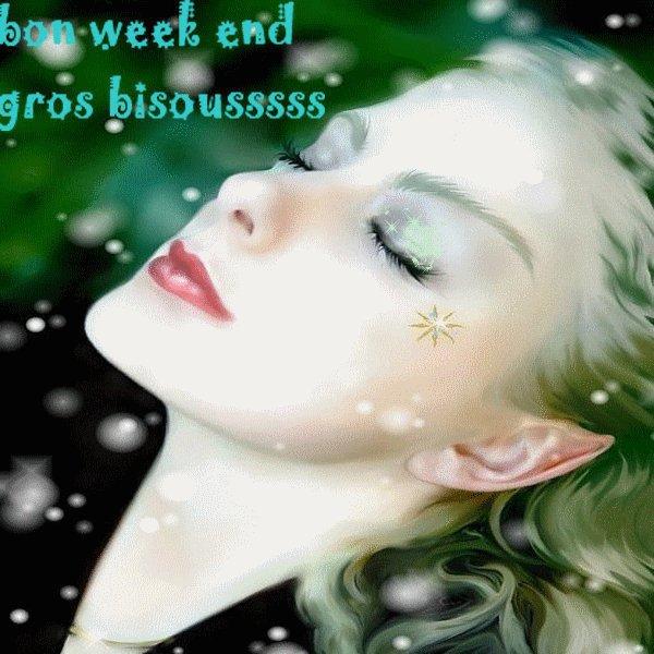 bon week end a vous tous