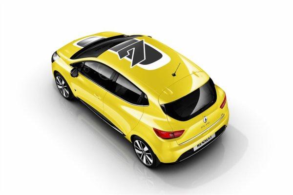 Renault Clio 4 : Nouvelle génération