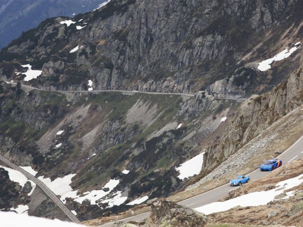 Alpine A110-50