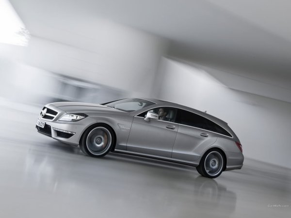 Mercedes-Benz CLS 63 amg Shooting-Brake
