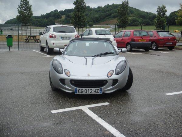 Circuit du Laquais 2012 : Lotus Elise