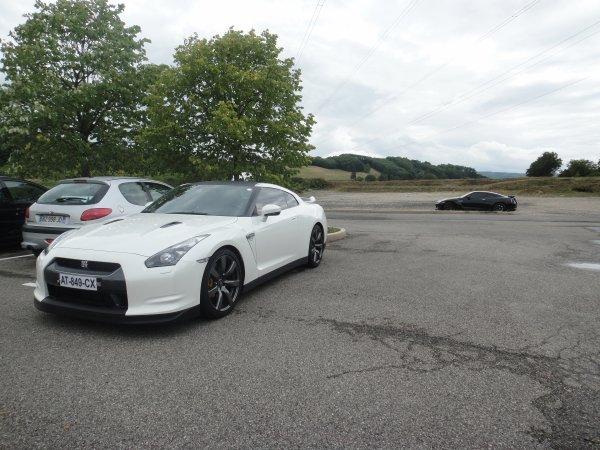 Circuit du Laquais 2012 : Nissan GT-R   **(1)**