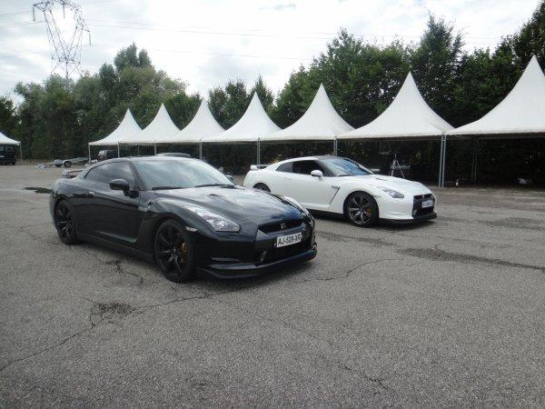 Circuit du Laquais 2012 : Nissan GT-R   **(2)**