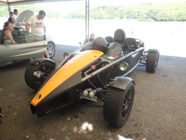 Circuit du Laquais 2012 : Ariel Atom 300