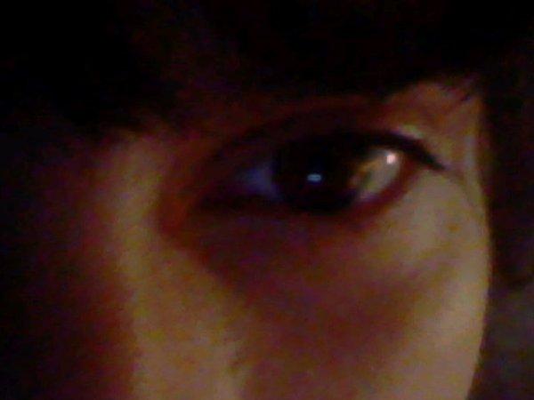 Les yeux de ma femme