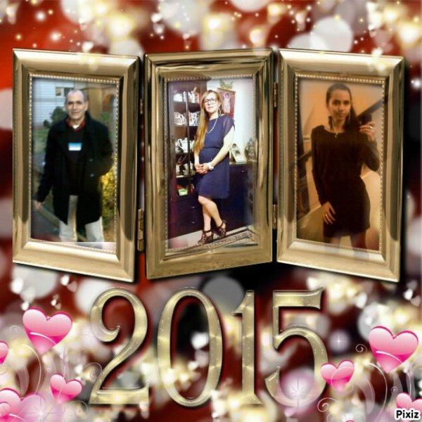 Bonne Année à tout le monde :*