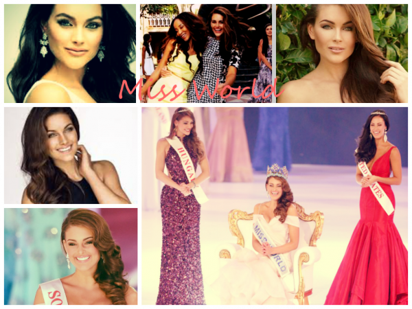 Miss Monde est Sud Africaine.