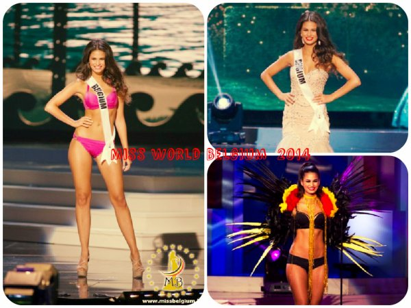 Miss Univers is.. COLOMBIA!