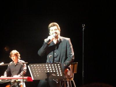 Concert De Patrick Fiori