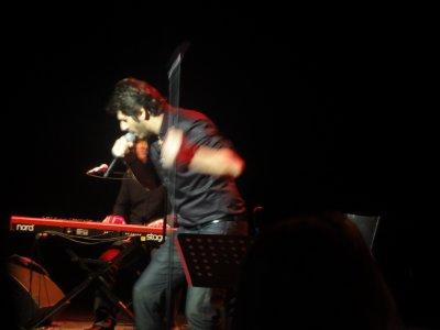 Concert De Patrick Fiori 2