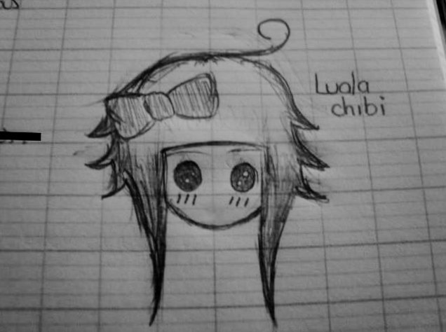 Fan art for Luala #3