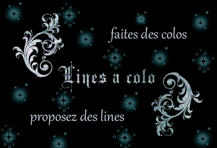 Lines à colo [ new : Summer Time par Chou-a-la-Clem ]