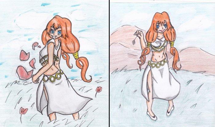 Fan art pour Anemone