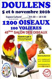 Salon des oiseaux.