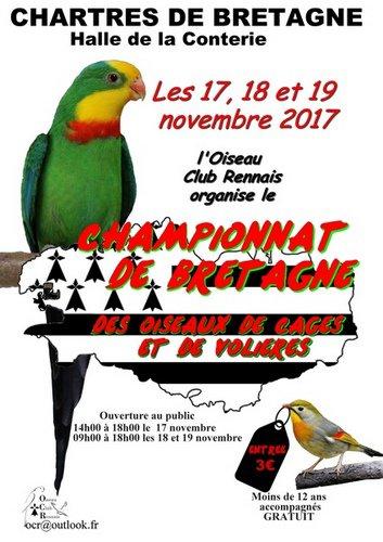 Championnat de Bretagne.