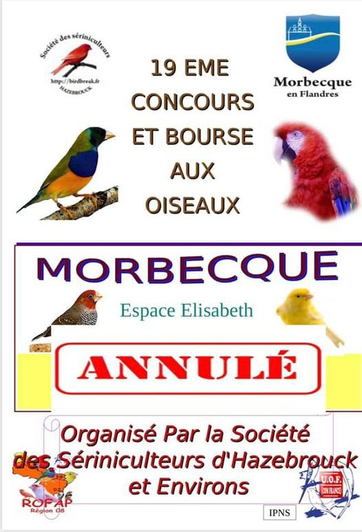 Annulation, Concours ROFAP.