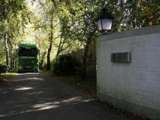 L'ancienne villa des frères Kaulitz est à louer.