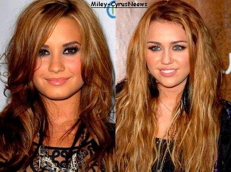 Miley Cyrus Peut Compter Sur Le Soutien De Sont Amis Demi Lovato