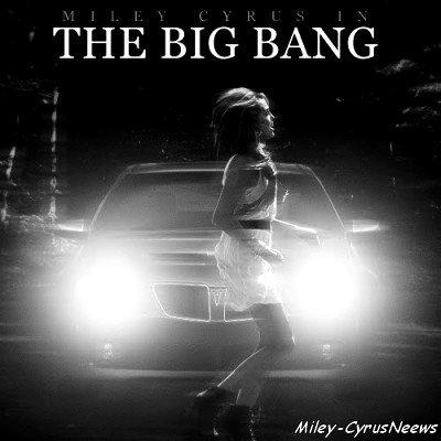 """La Pochette Du Single """"The Big Bang"""" Vient D'être Révélée !"""