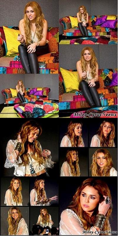 Le 5 Novembre Miley Rencontre Ses Fans Espagnols
