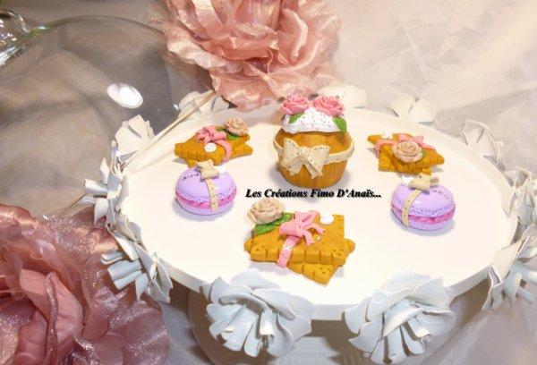 Deco pour la maison gourmande et vintage romantique =)