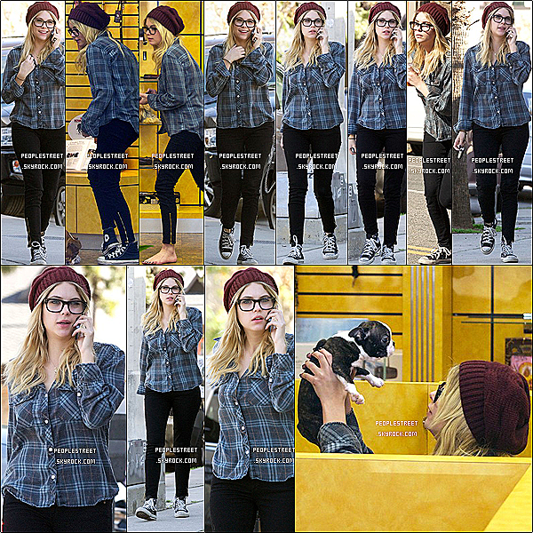 """. 20/01/2013 : Troian Bellisario faisait de la promo pour son nouveau film """"C.G.O"""" .J'aime totalement sa tenue et son make-up, pour moi c'est un gros Top, et toi ?."""