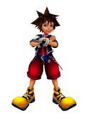 Kingdom Hearts / Personnages Principaux