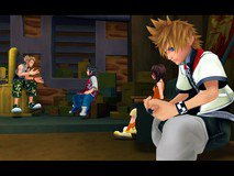 Kingdom Hearts II / Solution