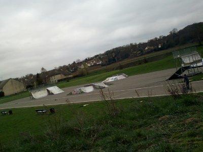 Skate park de st ger