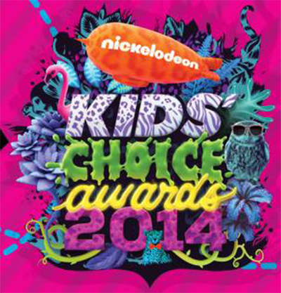 Les Kids Choice Awards 2014