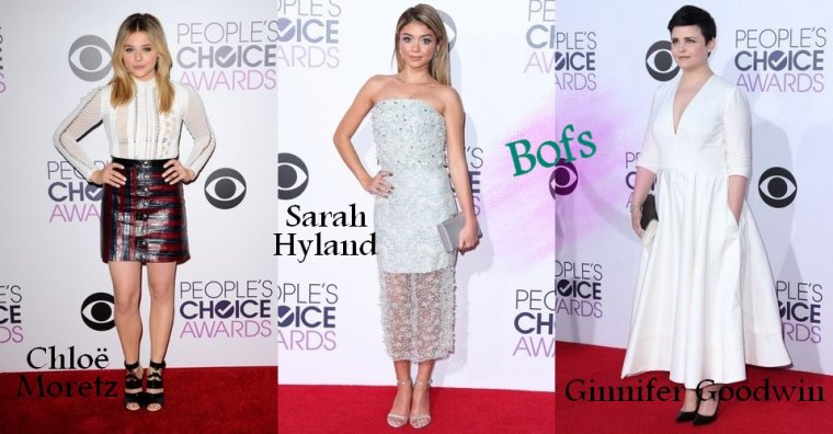 Les People's Choice Awards 2015
