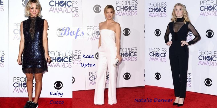 Les People's Choice Awards 2016