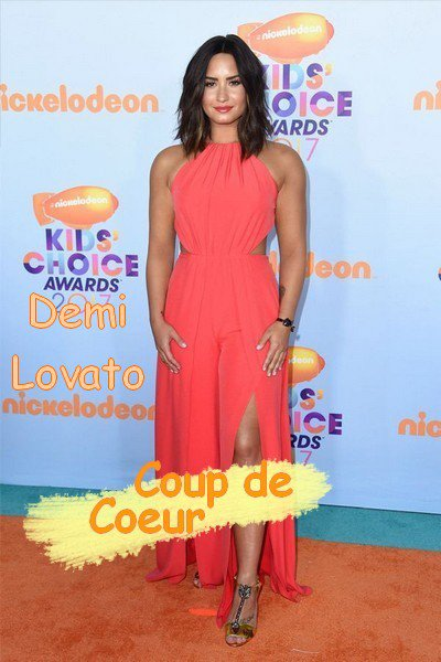 Les Kids Choice Awards 2017
