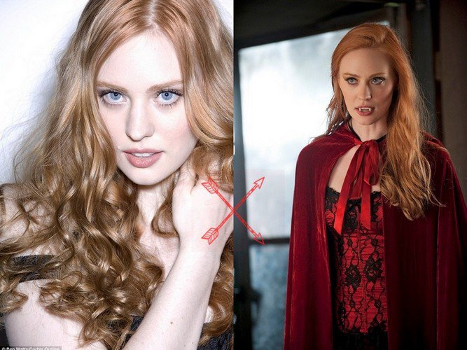 "Les Actrices de la série ""True Blood"""