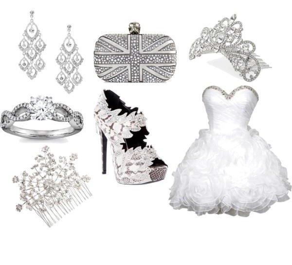 véritablement une tenue de princesse!!!