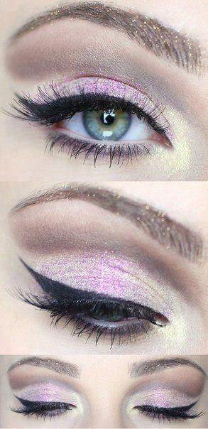 adorable make up♥