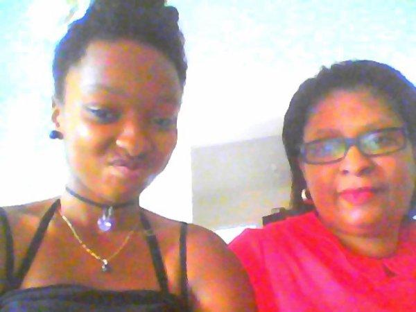 Ma maman et Moi <3