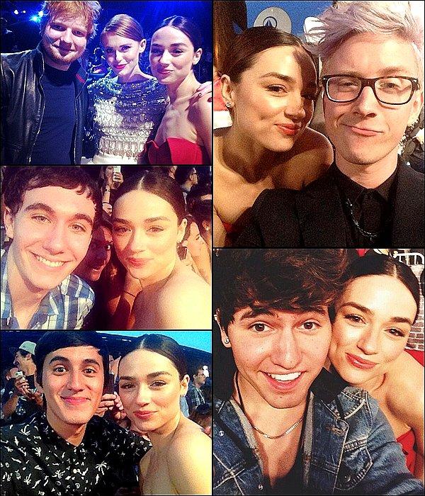 26/08 Comme chaque année, Crystal était présente au MTV Video Music Awards. Sublime !