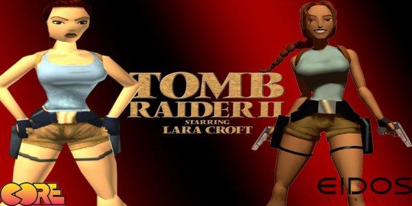 Mon Montage de Tomb Raider 2