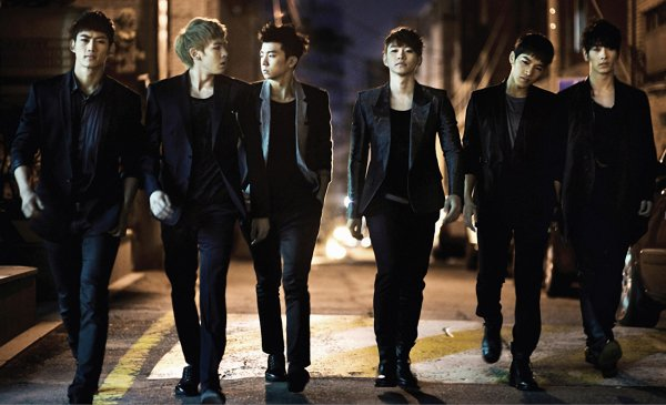 Korean Idols (4) 2PM