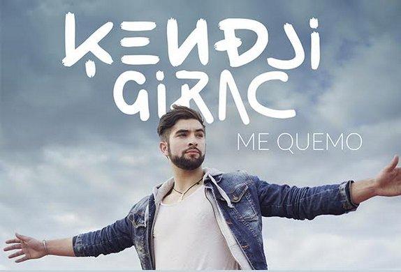 A Venir... / Kendji Girac - Me Quemo (2015)