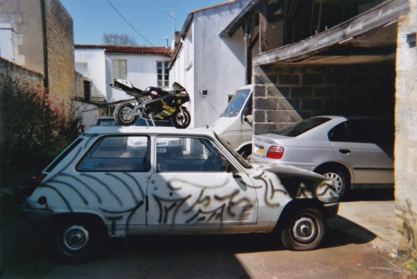 ma premiere voiture 2002