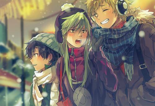 Joyeux Noel a tous les amis !!! Je vous adore !!