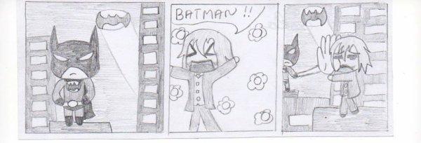 BD spécial Batman