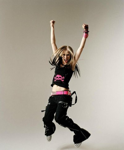 Avril Lavigne en Concert