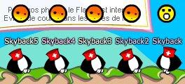 Yo Skyback !